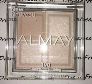 Almay Shadow Squad Eyeshadow Quad 140 *HERE GOES NOTHING* Natural Nudes BNSealed