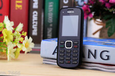 Nokia C Series C1-02 - Black (Unlocked) Cellular Phone