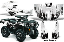 Can Am AMR Racing Graphics Sticker Kits ATV CanAm Outlander SST Decals 2012 CXWB