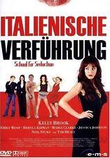 Italienische Verführung ( Romantik-Kömodie) mit Kelly Brook, Jake Canuso DVD NEU