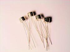"""2N321 GI PNP """"Germanium""""  Transistor 4 pcs"""