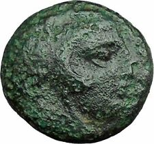Alexander III the Great 336BC Ancient Greek Coin Hercules Bow Club  i33737