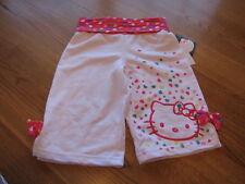 Girls Hello Kitty cute long Shorts 5 summer spring NEW HK55229 NWT^^