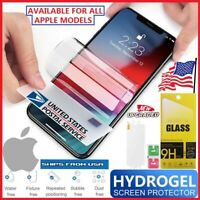 HYDROGEL FLEX Screen Protector For iPhone 7/8 PLUS, 11 PRO MAX, X/XS MAX XR
