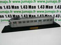 AM16E Automotrices train SNCF 1/87 HO BUDD Paris Le mans Z  3701 1938 1° élément
