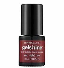 Opi GelShine Gel Color Soak Off Gel Nail Polish .29 oz. Your Choice