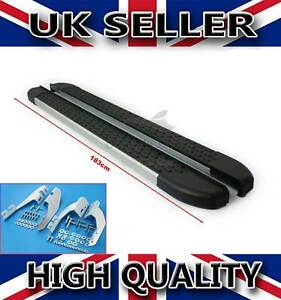 FOR FORD KUGA MK1 PAIR OF SIDE STEPS BARS RUNNING BOARDS (2008-2012)