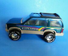 """Nylint Green Ford Explorer 10"""" L x 4"""" W x 4"""" T - Metal & Plastic - USA"""