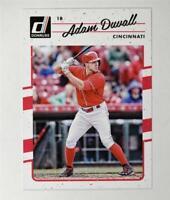 2017 Donruss #80 Adam Duvall - NM-MT