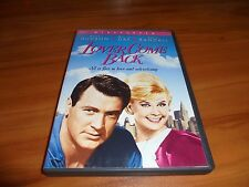Lover Come Back (DVD,Widescreen 2004) Doris Day, Rock Hudson Used