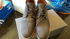 John Varvatos Dylan Binded Chukka Boot Men's Canvas Shoes Size 11