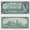 1967 Bank of Canada $1 Beautiful Centennial Note - Crisp UNC