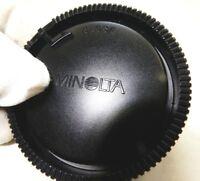 MINOLTA REAR Cap LR-1000 Plastic Maxxum AF SONY DT Alpha Dynax Genuine OEM