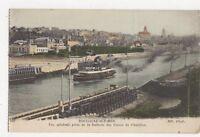 Boulogne Sur Mer Vue Generale Prise de la Batterie Vintage Postcard France 275a