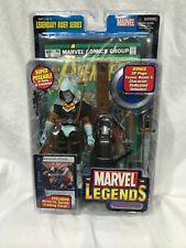 Marvel Legends TASKMASTER LEGENDARY RIDER SERIES NIB WITH COMIC BOOK