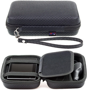 Hard Carrying Case 7 In Truck RV GPS Genuine Clam Shell Carry Travel Box Storage