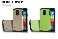 Samsung s5 Case Hülle  Farbe Gold Cover Samsung GALAXY S5
