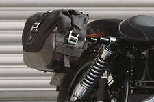 SW Motech Legend Gear Saddle Bag Kit to fit Harley Davidson Dyna Wide Glide