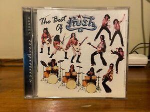 The Best of Hush CD Camden BMG 74321754862 Bony Moronie Glad All Over Caroline