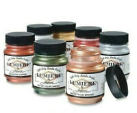 Jacquard Lumiere Acrylics Single 70ml Paint for Wood Wool Paper Fabric Leather