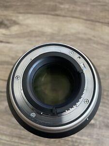 Tamron 85mm 1.8 nikon