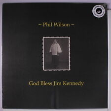 PHIL WILSON: God Bless Jim Kennedy LP Sealed (w/ code for free digital download