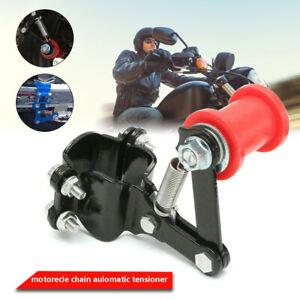 Universal Motorrad Kettenspanner Einsteller Roller Geändertes ZubehörDE