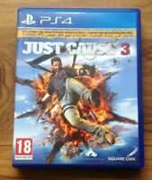 PS4 Just Cause 3 . Free UK Postage