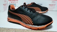 Awesome Color Combo Puma Rickie Fowler Style Golf Shoes Mens Sz 9 - Fast Ship -