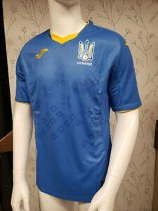 Joma Ukraine Official 2020/2021 Soccer Jersey medium