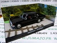 JB121 voiture 1/43 IXO 007 JAMES BOND anglais :  VOLGA M 24 Octopussy