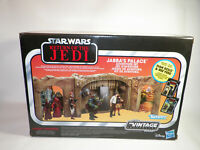 KENNER STAR WARS RETURN OF THE JEDI JABBA'S PALACE 2018 NEW FREE SHIP