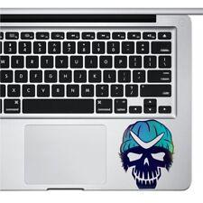 Skull boomerang beanie Sitcker Laptop Macbook ipad Phone surface Pro Viny Decal