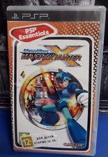 MegaMan Maverick Hunter X PSP  New