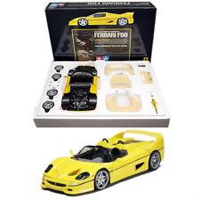 TAMIYA 1/12 Scale Ferrari F50 Semi-Assembled Model #23204 Yellow Giallo Modena