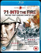 71 - INTO THE FIRE - BLU-RAY - REGION B UK