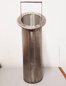 Hayward 100 Mesh Monel Strainer Basket BSM40100