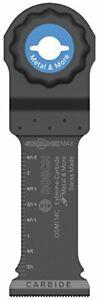 "Bosch OSM114C StarlockMax Carbide Plunge Cut Blade, 1-1/4"""