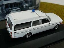 Rare 1/43 Volvo 145 Express Ambulance Atlas Switzerland Promo