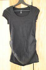 Umstandskleidung, Umstands-Shirt, T-Shirt, H&M Mama, schwarz, Gr. S