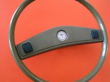 Toyota Truck Steering Wheel 1980  Toyota Hilux OEM 2-Spoke Tan Steering Wheel