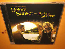 Before Sunset + Sunrise soundtrack Cd lou christie julie delpy kathy mccarty