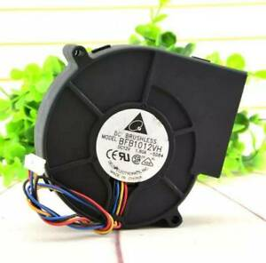 1Pcs For Delta 97*97*33mm BFB1012VH 9733 12V 1.80A industrial blower fan 4Pin