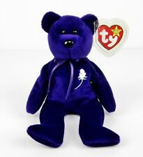 NWMTs - Original Ty 'Princess' Diana Beanie Baby (PE Pellets, No Space or Stamp)