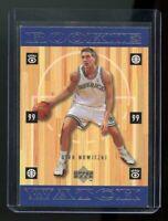 1998-99 Upper Deck #320 Dirk Nowitzki Dallas Mavericks Rookie Card