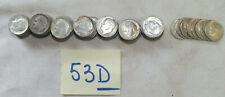$8.00 90% Silver Dimes