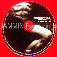 P90X - DVD 11 - DISC 11 - CARDIO X - OFFICIAL RELEASE - BRAND NEW