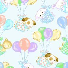 """29""""  """"Balloon Babies"""" Fabric"""