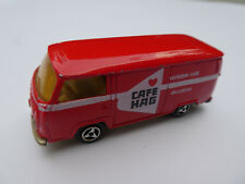 VW Bus Cafe HAG Majorette  1:60  #1803