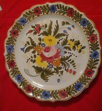 vassoio ceramica Luca Castelli
